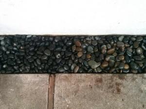 Mismatched stones